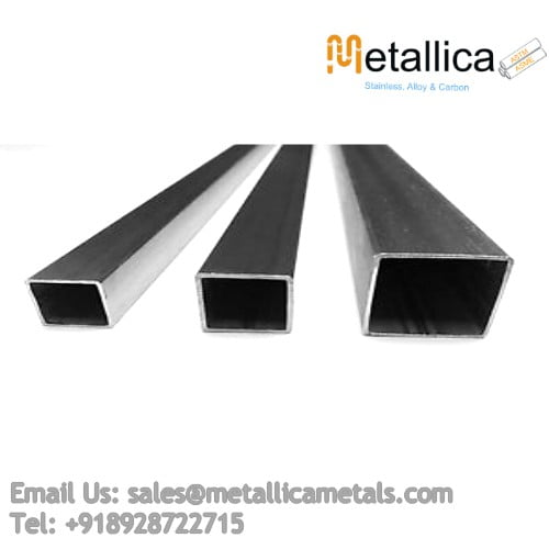 SS 304 316 Square Pipes Manufacturers