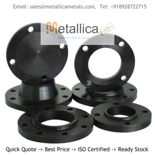 Carbon Steel Flanges Manufacturers in India