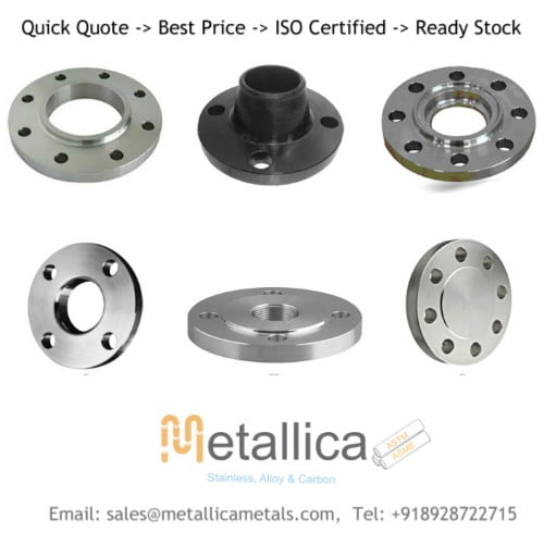 MS Flanges Manufacturers, Wholesalers in India