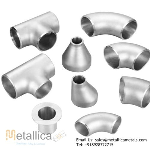 Stainless Steel Fittings Manufacturers, Suppliers, Factory Dealers in India