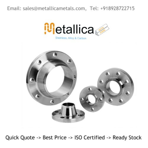 Stainless Steel Flange Manufacturer, Wholesaler, Dealer, Supplier and Distributor In India and Abroad