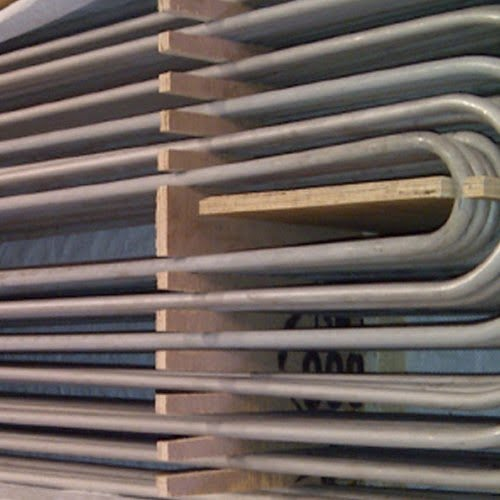 AISI 347, 347H Stainless Steel U Bend Tubes Manufacturer, Supplier, Dealer in India and Worldwide at Low Price