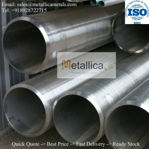 AISI SS 316Ti Stainless Steel Pipes, High Temperature, Manufacturer, Supplier, Dealer in India and Overseas at Best Price