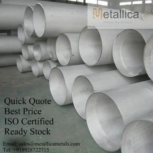 SS 316, SS 316L, Large Diameter Seamless and Welded Pipe Manufacturers, Suppliers, Dealers, Distributors, Wholesalers in India and Overseas at Factory Price, Heavy Discount