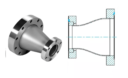 Fabricated Reducing Flange