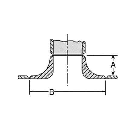 Sweepolet Drawing - Sweep Outlet
