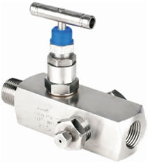 Gauge Valve - Multiport