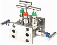 Manifold - H - 5 Way (Direct Mounting)